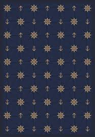 mariner u0027s tale classic area rug with a nautical motif