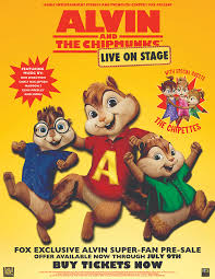 alvin and the chipmunks the musical in chicago my sweet sanity