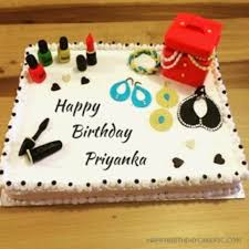 pictures images of happy birthday priyanka cake priyanka happy