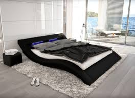 Schlafzimmer Komplett Lederbett Led Beleuchtung Fur Bett Carprola For