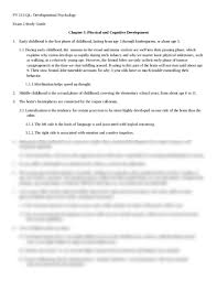exam 2 study guide chapters 5 6 7 u0026 8 at university of
