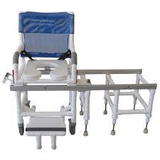 transfer bench transfer chair pvc dual purpose sliding