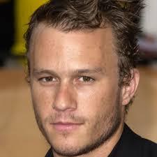 heath ledger film actor actor biography com