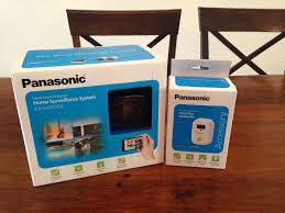 smart home products panasonic diy home surveillance camera kit