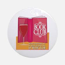 book club ornament cafepress