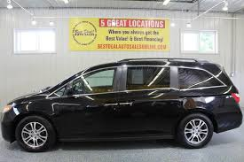 2011 honda odyssey value 2011 honda odyssey ex l 4dr mini w navi in fort wayne in