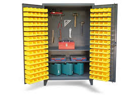 Tool Storage Cabinets Upright Tool Storage Bin Cabinet Saferack