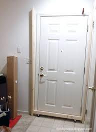 Soundproof Interior Door Marvelous Soundproof Interior Door Front Sound Proof Apartment