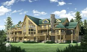 large log cabin floor plans large log homes enchantinglyemily
