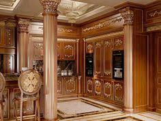 kitchen collection com imperial kitchen with backlit marble kitchen king walnut version