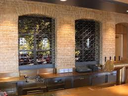 steinwand optik im wohnzimmer kunststeinpaneele manhatten steinwand in rustikaler ziegeloptik