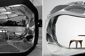 Pavilion Concept Zaha Hadid U0027s Dining Pavilion Is Exactly As Weird As You U0027d Expect