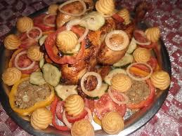 cuisine senegalaise poulet rôti à la sénégalaise façon touti la cuisine a touti