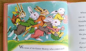 the story of the easter bunny the country bunny and the gold shoes amanda morrow