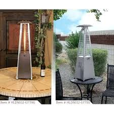 Table Top Gas Patio Heaters Garden Treasures Table Top Patio Heater Image For Small