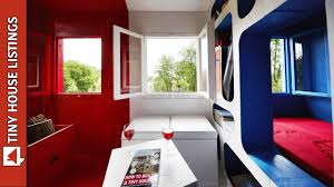 Prefabricated Tiny Homes by 1 200 3 Space Prefab Tiny House Can Be Assembled In One Day Youtube