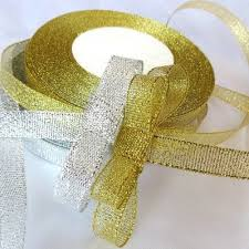 gold lace ribbon generic gold 38mm lace ribbon onions with gold and silver