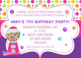 Sample Of Birthday Invitation Card For Kids Birthday Invitation Card Kids Birthday Invitations New