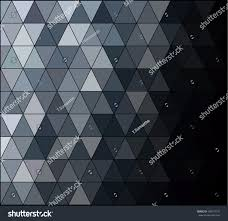 black square grid mosaic background creative stock vector