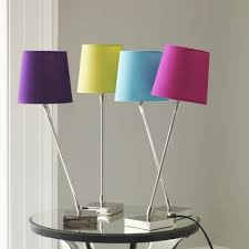 54 side table with built in lamp table lamp glass table with