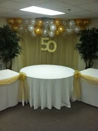 50 Wedding Anniversary Centerpieces by Download 50th Wedding Anniversary Decorations To Make Wedding