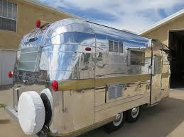 rare 1966 19 foot streamline prince vintage travel trailer