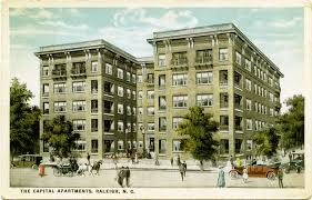 goodnight raleigh a look at the art architecture history and