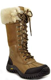 ugg s adirondack winter boots lyst ugg ugg adirondack boot in brown