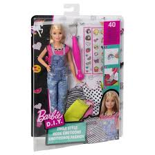 Barbie Style Doll Reviews And by Barbie D I Y Emoji Style Doll Blonde Target