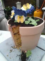 Flower Pots - 72 best cake flower pots examples images on pinterest flower