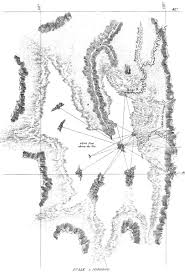 Byui Map John C Frémont U0027s 1843 U201344 Western Expedition And Its Influence On