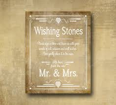wedding wishing stones wedding vintage beforeyousayido
