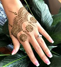 easy and simple mehndi designs images 2018 2019