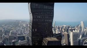 chicago willis sears tower from dji phantom 2 with gopro hero 3