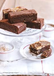 chocolate brownie cheesecake swirl donna hay
