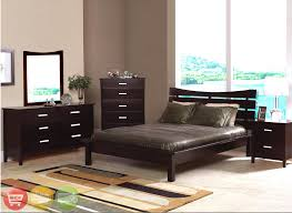 bedroom fabulous adele modern simple 5pc queen bedroom set