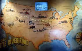 Platte River Map 25th U2013 29th March 2015 U2013 Nebraska Usa Gryllosblog