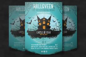 halloween flyer background 20 halloween party flyer templates 2017 psd file
