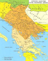 Lara Maps српско царство уочи маричке битке Historical Maps Euro Asia