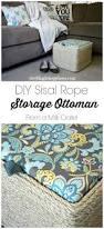 Dvd Storage Ottoman by Best 25 Milk Crate Furniture Ideas On Pinterest Crate Furniture
