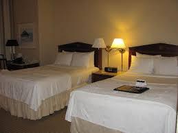 double queen bed room picture of fairmont san jose san jose