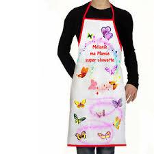 maman cuisine tablier de cuisine personnalisé maman papillon prénom texte choix