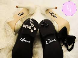 wedding shoes for groom wedding shoes decal set i won wedding shoes sole