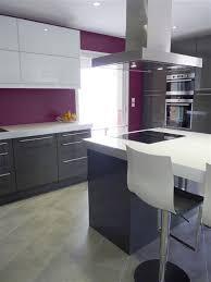deco cuisine violet deco chambre gris et mauve 3 d233co cuisine gris et prune