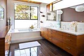 Mid Century Modern Bathroom Mid Century Modern Bathroom Teak Furnitures Sophisticated Wood