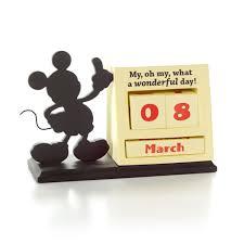 thanksgiving mickey mouse mickey mouse perpetual calendar calendars hallmark