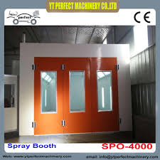 online shop spo 4000 down draft spray booth used car spray booth