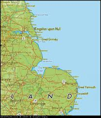 map of east uk map of east engand uk map uk atlas