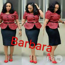 skirt and blouse peplum skirt blouse for sale in ikoyi buy clothing from