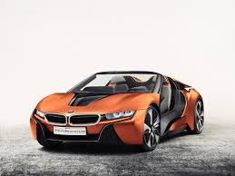 bmw bmw confirms i8 roadster for 2018